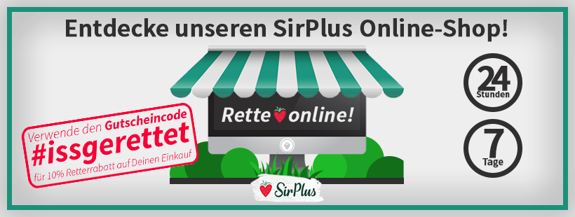 SirPlus Online Shop